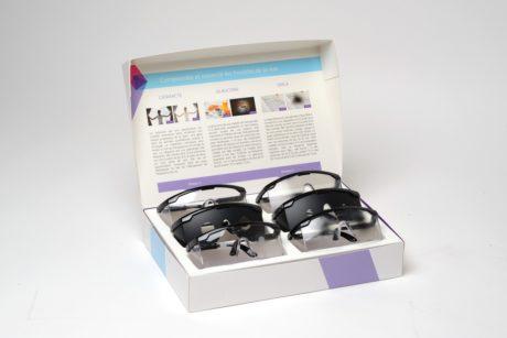 kit lunettes